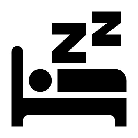 bed icon sleeping in bed icon free download at icons8
