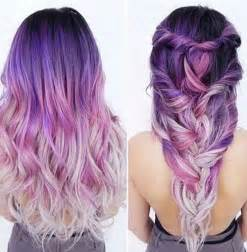colorful ombre best 25 purple ombre ideas on ombre purple