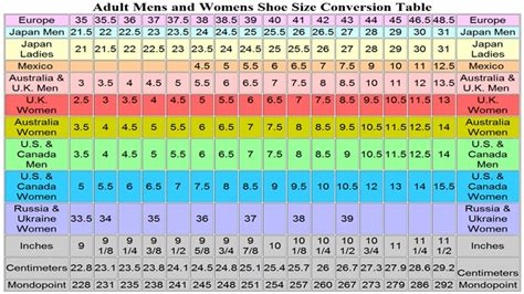 shoe size 27 shoe size calculator 28 images how to choose the size