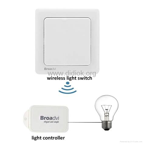 outdoor remote light switch wireless wiring diagram