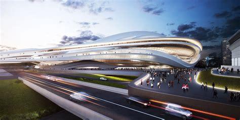 designboom zaha hadid japan japanes national stadium by zaha hadid architects