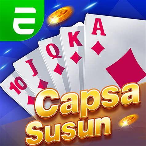 capsa susun poker bonus remi gaple domino  mod apk  unlimited money