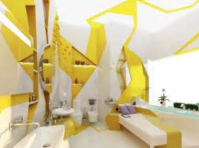 design concepts for home yellow white decor compact apartment design interior