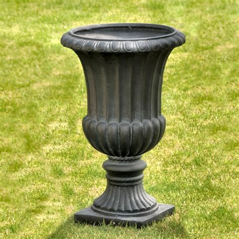 Large Garden Urns And Pots Large Classic Fibreclay Garden Urns Pots Planters
