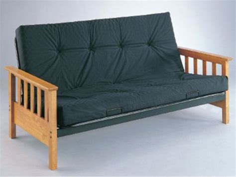 wooden futon assembly 25 best images about home kitchen futons on pinterest
