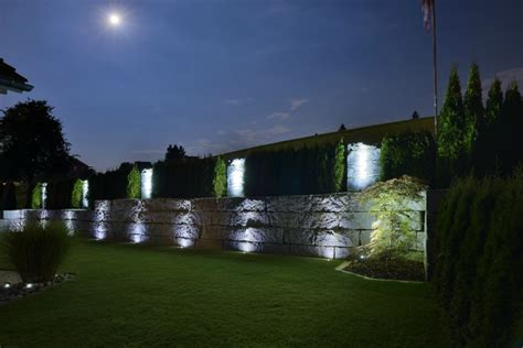 Beleuchtung Mauer by Great Mauer Beleuchtung Led Pictures Gt Gt Wir Planen Licht