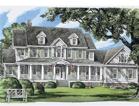 eplans farmhouse eplans farmhouse house plan country flair 3419 square