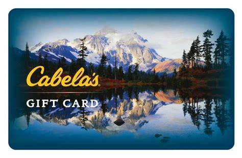 Cabela S Gift Card Locations - 50 cabela s gift card on ebay for 40 gun deals