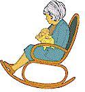 imagenes gif reloj imagenes animadas de abuelas en mecedoras