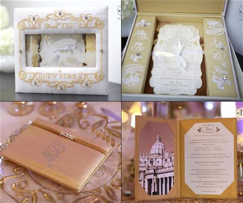 Wedding Invitation Card Box by 9 Fancy Wedding Invitation Cards That Ll Leave Your Guests