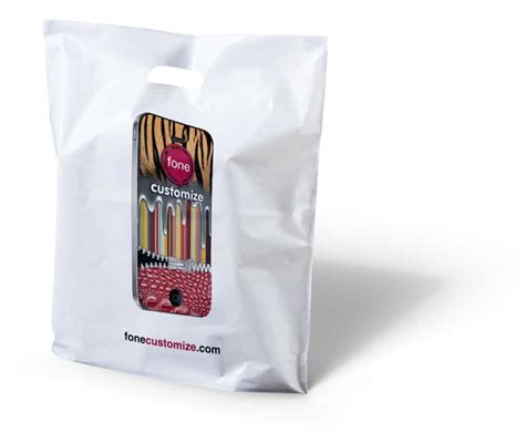 Gift Bag The Shop printed gift shop bags bespoke printed gift bags