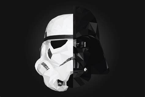 Download Game Home Design 3d For Pc star wars darth vader low poly splitting wallpapers hd
