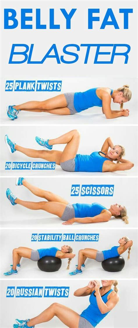 10 scientifically backed ways to get rid of belly belly burning exercises flat
