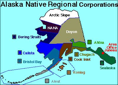 state of alaska corporations section ansca 17 b easements information
