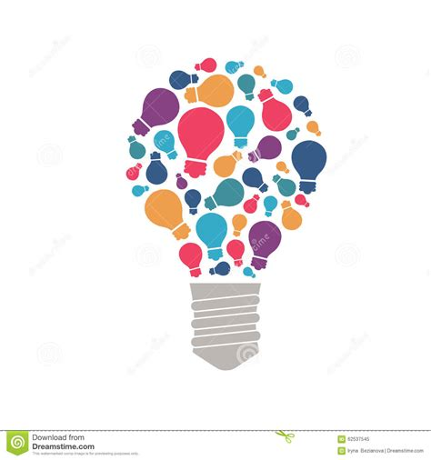 ideas image the great idea consists of a chain small ideas hints and