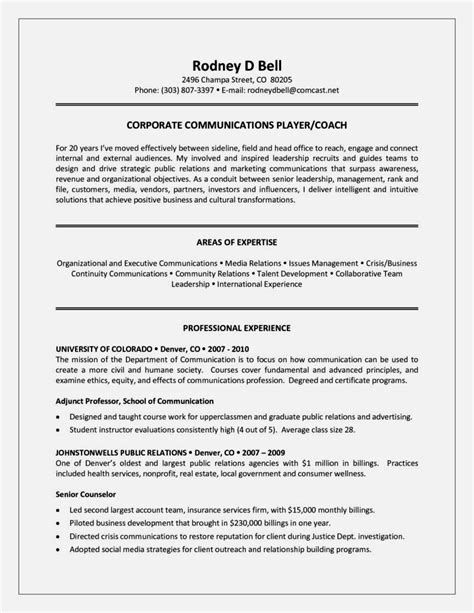 new cv format sles resume template cover letter