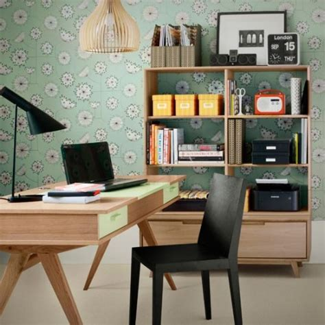 Cool Home Office Decor by 43 Cool And Thoughtful Home Office Storage Ideas Digsdigs