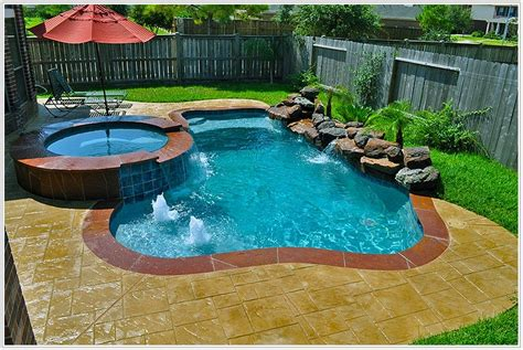 small pools for backyards stunning inground pools for small backyards ideas best