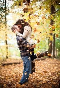 autumn fall engagement photo ideas secret wedding blog