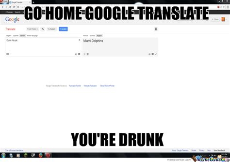Meme Translator - google translate by tomapples meme center
