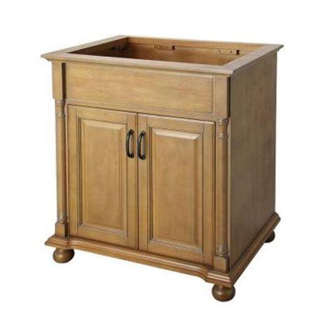 Pine Vanity Cabinet by Foremost Montevallo 30 In Vanity Cabinet Only In