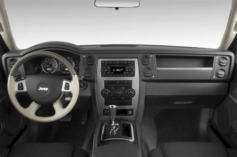 2010 jeep commander reviews and rating motor trend autos post