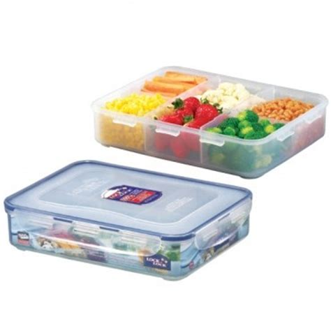 sectioned lunch container divided lunch container brenda pinterest