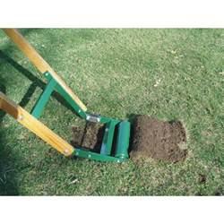 Landscape Edging Machine Rental Quail Manual Kick Type Sod Cutter Edger Model Kt
