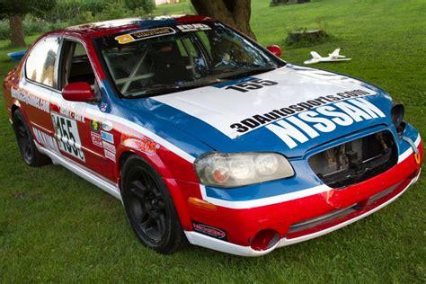 nissan maxima race car 02 nissan maxima race ready 6sp 255hp mid page