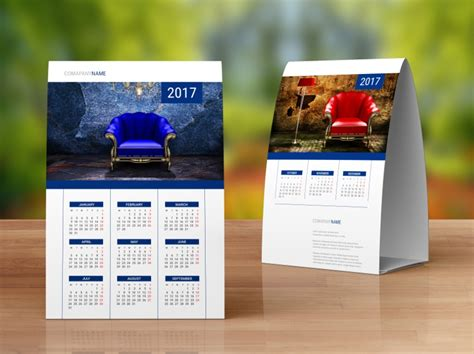 desk calendar designs  premium templates