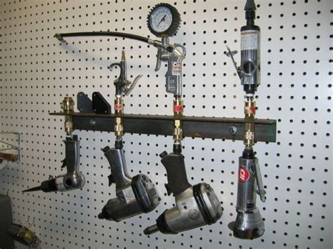Garage Air Tools by 25 Unique Air Tools Ideas On Shop Storage