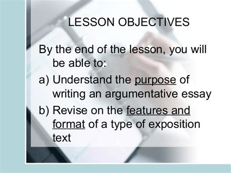 Writing An Argumentative Essay Powerpoint by The Argumentative Essay Powerpoint The Argumentative Essay Powerpoint Wunderlist