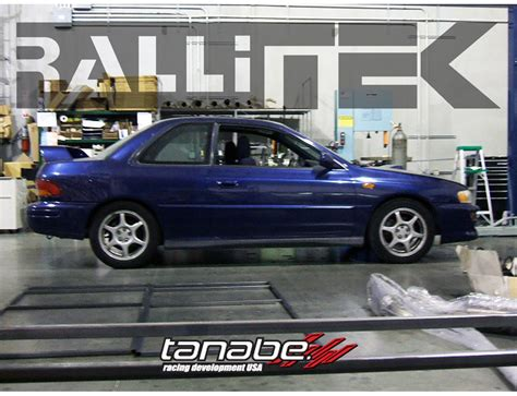 1998 subaru impreza performance parts tanabe gf210 sustec maximum performance springs impreza