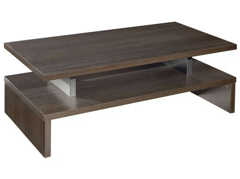 table basse wenge conforama