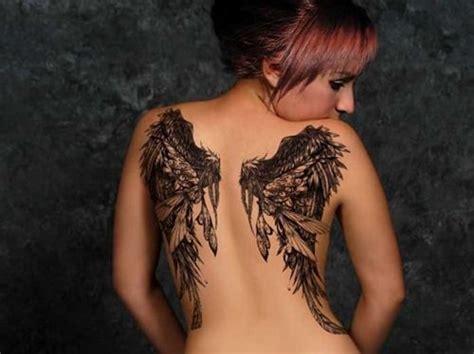 angel tattoos women fashion and lifestyles 20 amazing wings tattoos for women and girls 3 tattoos