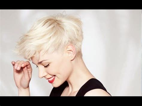 disheveled pixie hair style tutorial 141 best images about kapsels on pinterest shorts cute