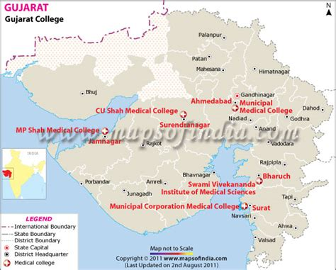 List Of Gujarat Mba College by Colleges In Gujarat Top Mbbs Colleges