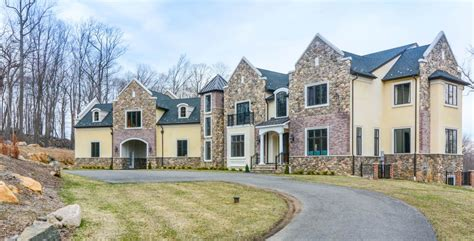9000 square feet 9 000 square foot colonial mansion in kinnelon nj for