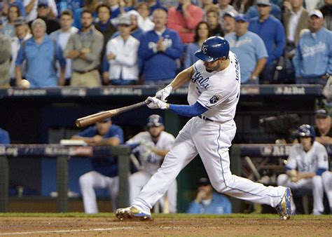 eric hosmer swing 2015 world series 13 things to know about mets royals