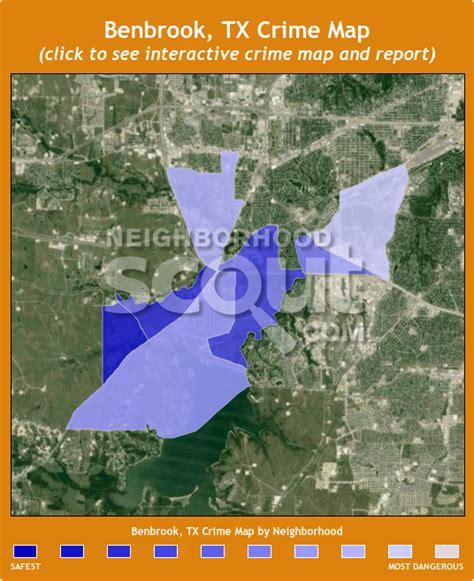 benbrook texas map benbrook crime rates and statistics neighborhoodscout
