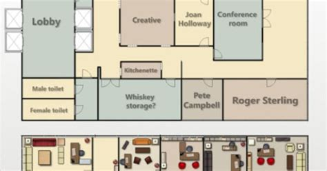 mad men floor plan mad men office floor plan of sterling cooper draper pryce