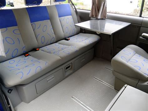 volkswagen multivan interior interior of my vw t4 multivan 2 5 tdi cer vw