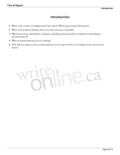 write online case study report writing guide parts of a