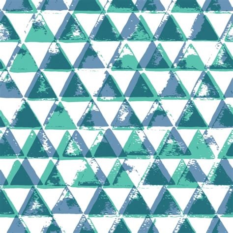 triangle pattern ai download triangles pattern design vector premium download
