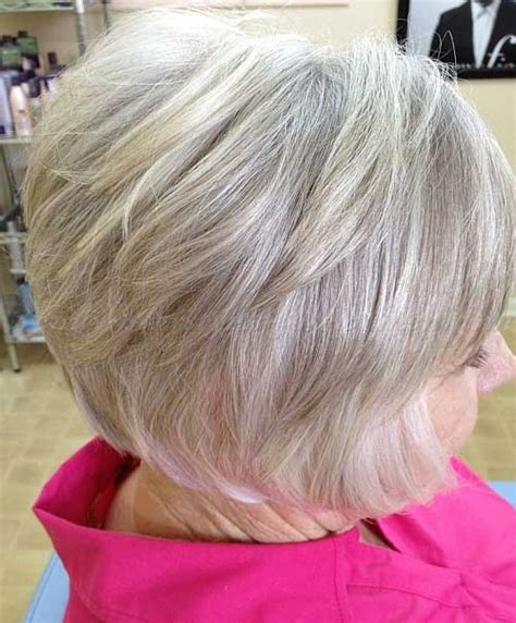 short haircuts for women over 60 stacked 20 best layered bob hairstyles layered bobs bob