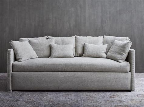 Flou Sofa Bed Biss Sofa Bed By Flou Design Pinuccio Borgonovo