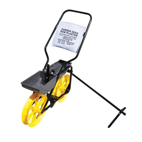 precision garden seeder row planter gs2010 the home depot