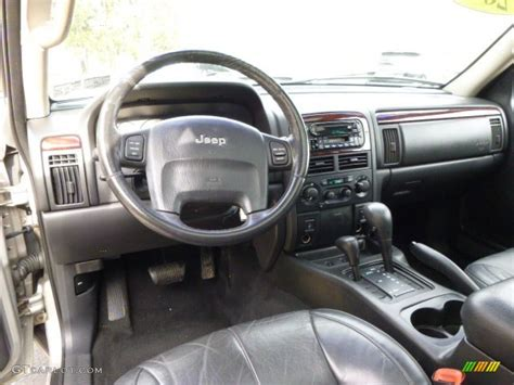 2002 Jeep Grand Interior 2002 Jeep Grand Limited 4x4 Interior Color Photos