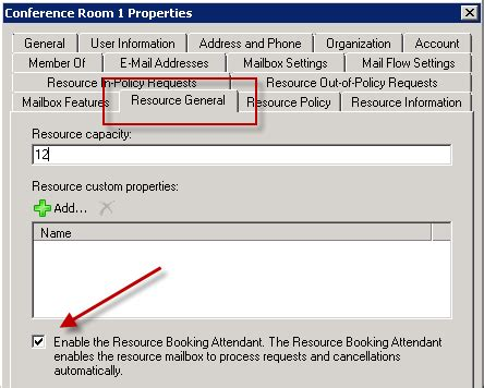 room mailbox permissions exchange server 2010 room mailboxes step by step guide