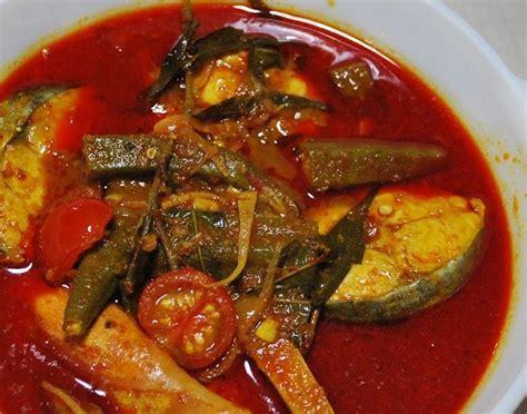 Minyak Ikan Tenggiri resepi asam pedas ikan tenggiri resepi bonda
